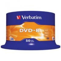 Verbatim DVD-R 4.7GB 16X 50pack